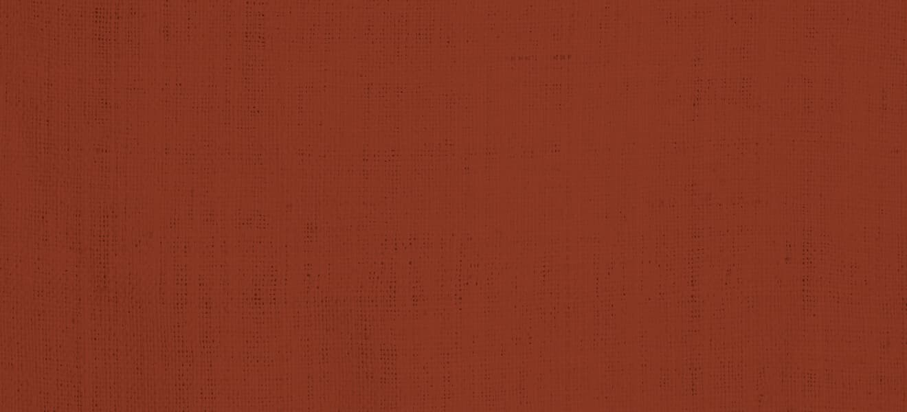 Rust colored fabric background