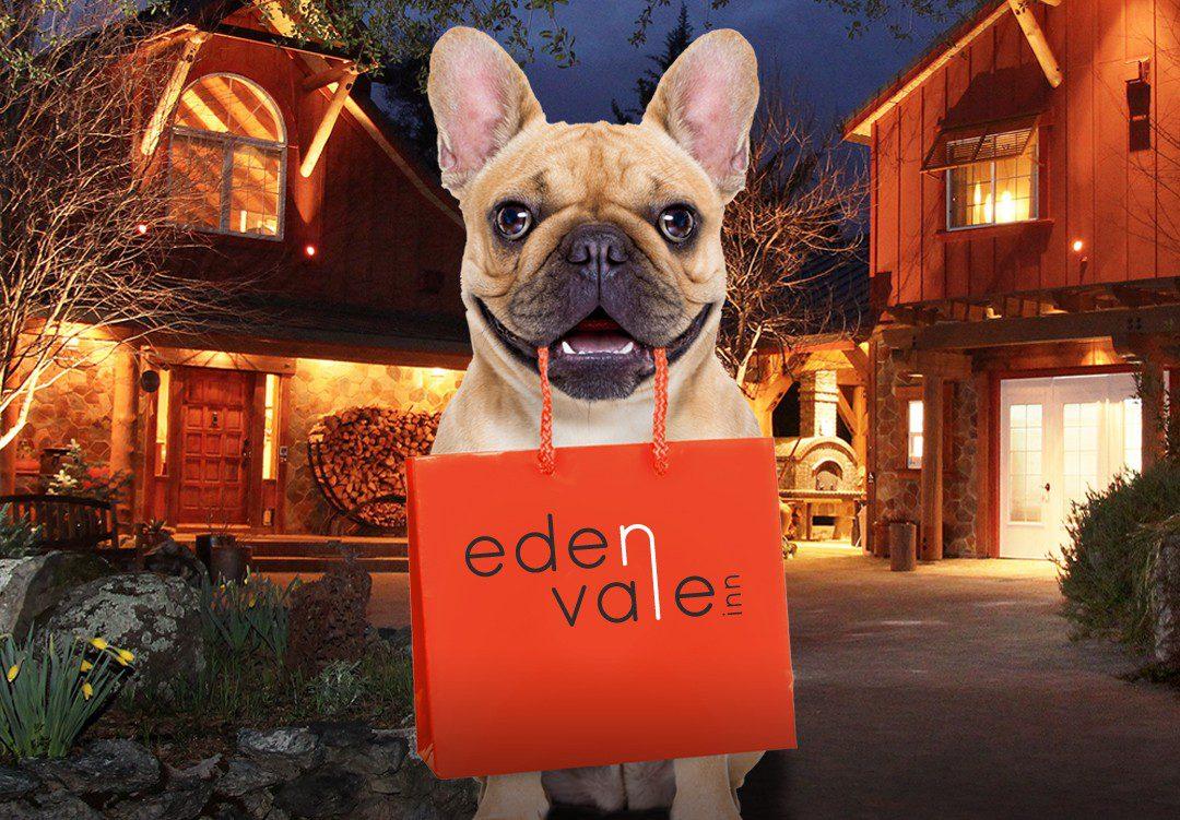 give back at Eden Vale Inn